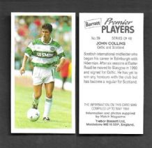 Glasgow Celtic John Collins 39